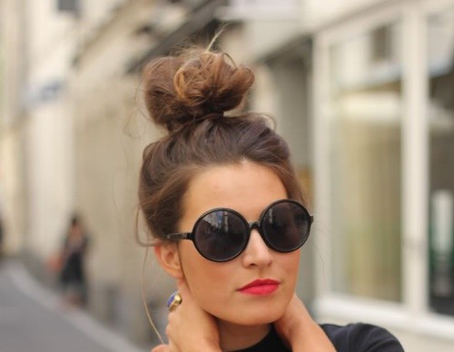Topknot Tails Style Notes