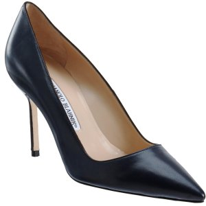 Manolo%20Blahnik%20BB%2090mm%20Black%20Leather%20Pump