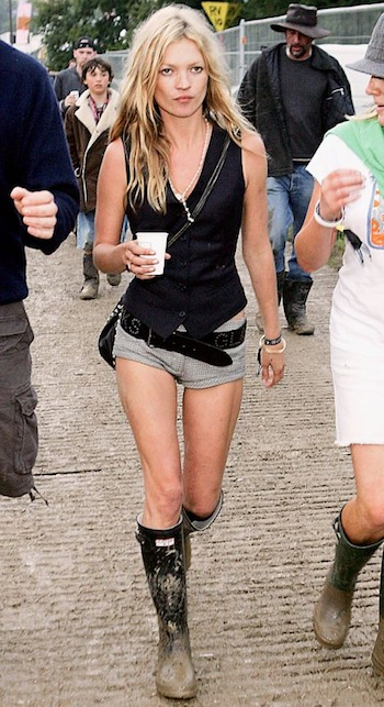 Kate-Moss-Wellingtons