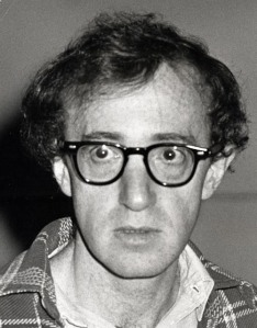 Carter Burden Party Hosted By Woody Allen