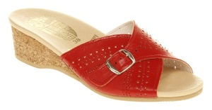 worishofer-251-wedge-mule-red-leather