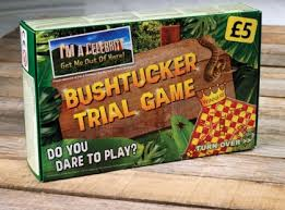 bush tucker trials