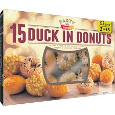 duck in donuts