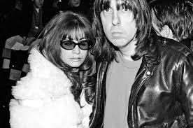 Mr and Mrs Johnny Ramone